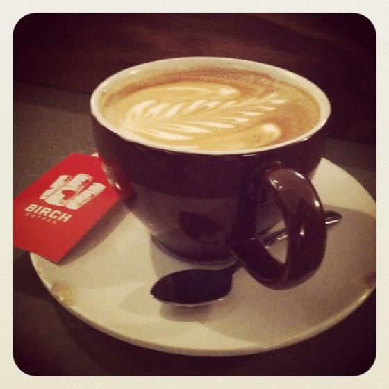 Birch Coffee, NYC