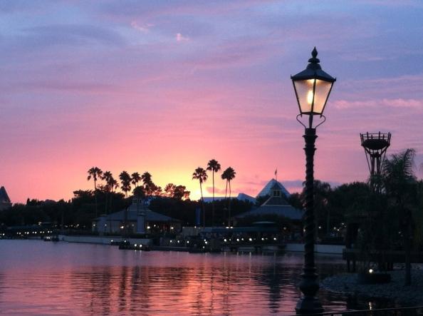 showcase sunset