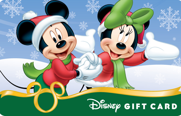 Disney Digression: This is always a good gift idea.