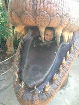 Dino World!